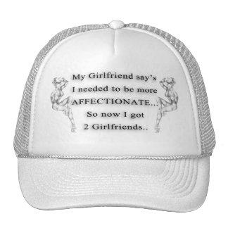 Gorra del camionero con cita