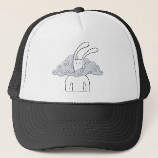 Gorra del camionero de BixTheRabbit