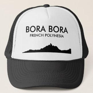 Gorra del camionero de Bora Bora