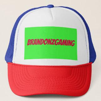 Gorra del camionero de BrandonzGaming