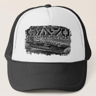Gorra del camionero de Carl Vinson de portaaviones