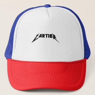 Gorra del camionero de Cartier