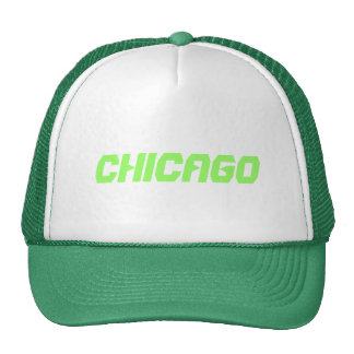 Gorra del camionero de Chicago