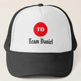 Gorra del camionero de Daniel del equipo