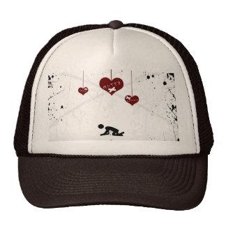 Gorra del camionero de Emo