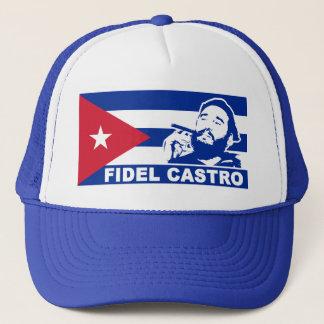 Gorra del camionero de Fidel Castro