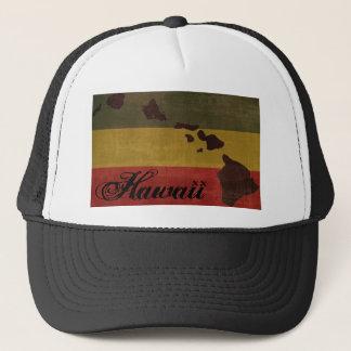 Gorra del camionero de Hawaii Rasta