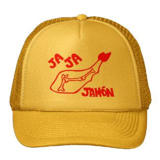 Gorra del camionero de JaJaJamon