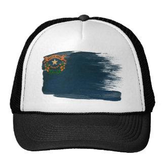 Gorra del camionero de la bandera de Nevada