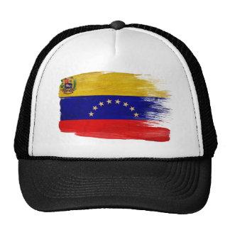 Gorra del camionero de la bandera de Venezuela