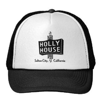 Gorra del camionero de la casa del acebo