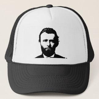 gorra del camionero de la concesión de Ulises s