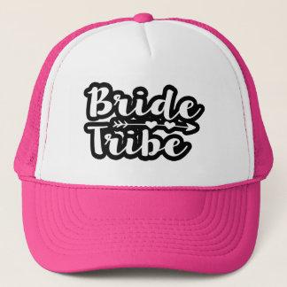 Gorra del camionero de la dama de honor de la