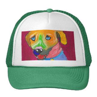 Gorra del camionero de la escuela vieja de ZARA