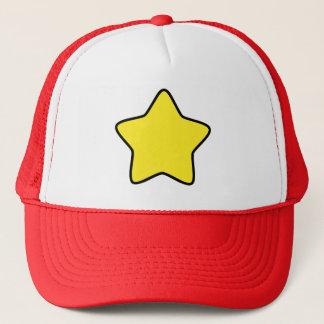 Gorra del camionero de la estrella