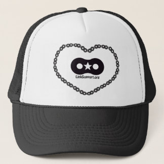 Gorra del camionero de la fundación del vínculo
