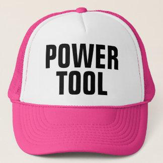 Gorra del camionero de la herramienta eléctrica