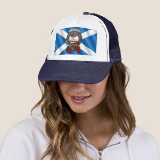 Gorra del camionero de la insignia del clan de