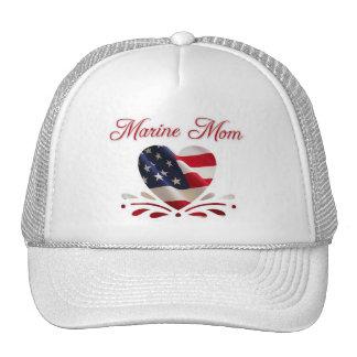 Gorra del camionero de la mamá de Marin