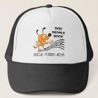 Gorra del camionero de la roca de la gente del