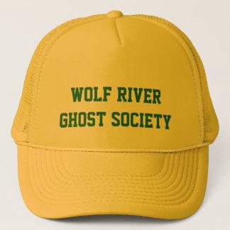 Gorra del camionero de la sociedad del fantasma