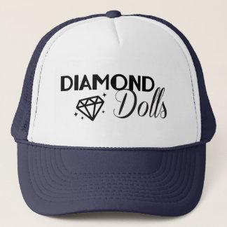 Gorra del camionero de las muñecas