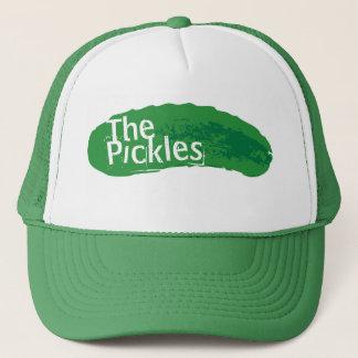 Gorra del camionero de las salmueras