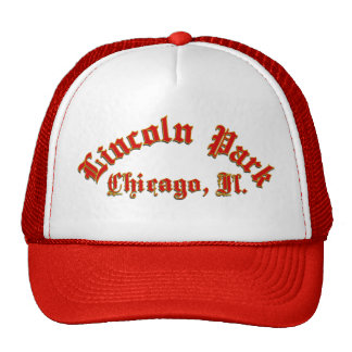 Gorra del camionero de Lincoln Park