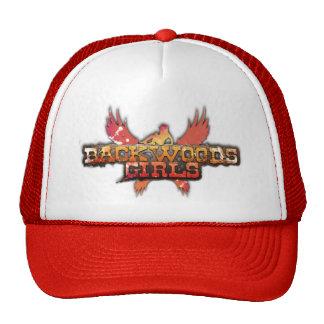 Gorra del camionero de los chicas de la selva virg