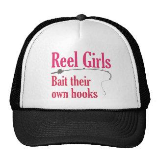 Gorra del camionero de los chicas del carrete
