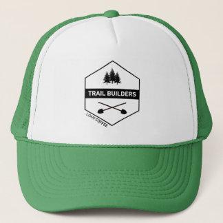 Gorra del camionero de los constructores del