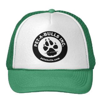 Gorra del camionero de los Mascota-UNO-Toros