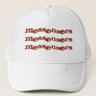 Gorra del camionero de los MENSAJEROS