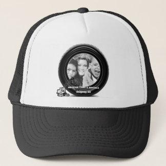 Gorra del camionero de los neumáticos y de los