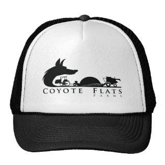 Gorra del camionero de los planos del coyote