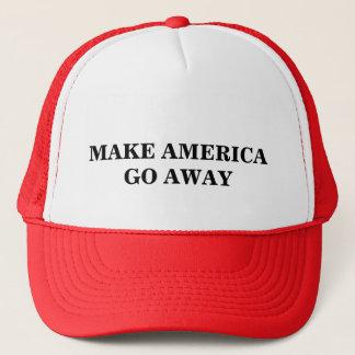 Gorra del camionero de MAGA