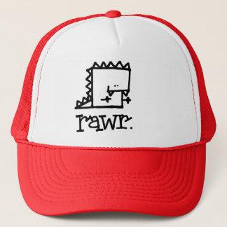 Gorra del camionero de Meepple del dinosaurio de
