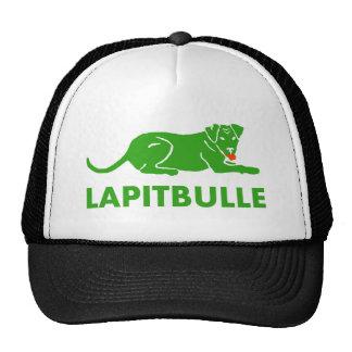 Gorra del camionero de Pitbull del La