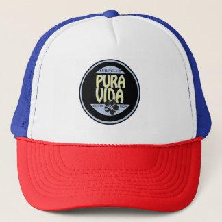 Gorra del camionero de Pura Vida