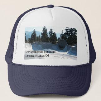 Gorra del camionero de Skatepark de los hermanos