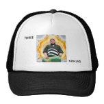 Gorra del camionero de tres Ninjas