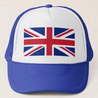 Gorra del camionero de Union Jack