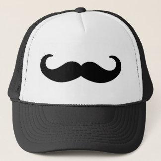 Gorra del camionero del bigote
