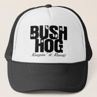 Gorra del camionero del cerdo de Bush