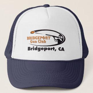 Gorra del camionero del club del arma de
