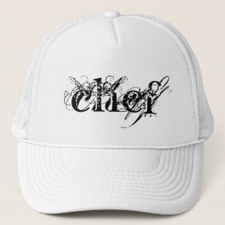 Gorra del camionero del cocinero