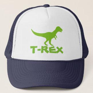 Gorra del camionero del dinosaurio del
