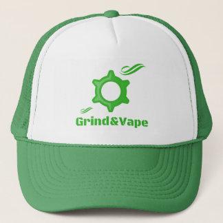 Gorra del camionero del diseño del logotipo de la