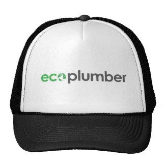 gorra del camionero del ecoplumber