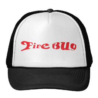 Gorra del camionero del FireBug